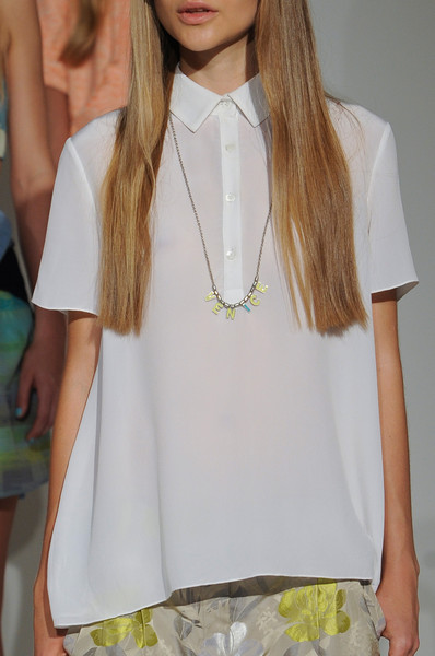 Jonathan Simkhai at New York Spring 2013 (Details)