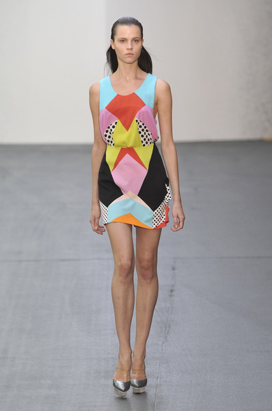 Josh Goot at London Spring 2010