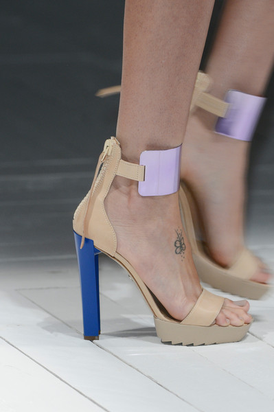 Just Cavalli at Milan Spring 2013 (Details)