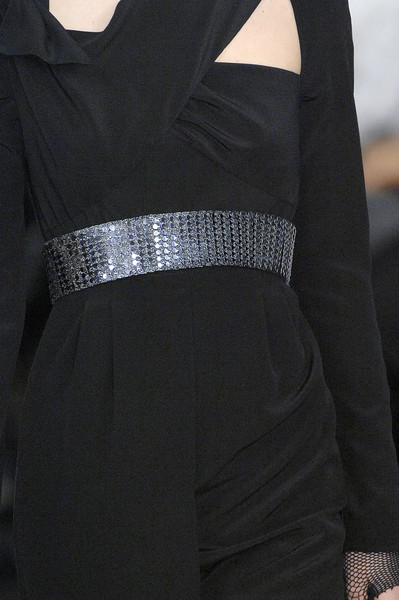 Karl Lagerfeld at Paris Fall 2007 (Details)