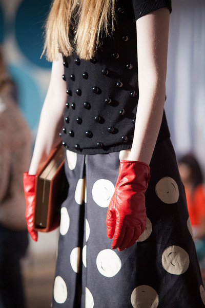 Kate Spade at New York Fall 2012