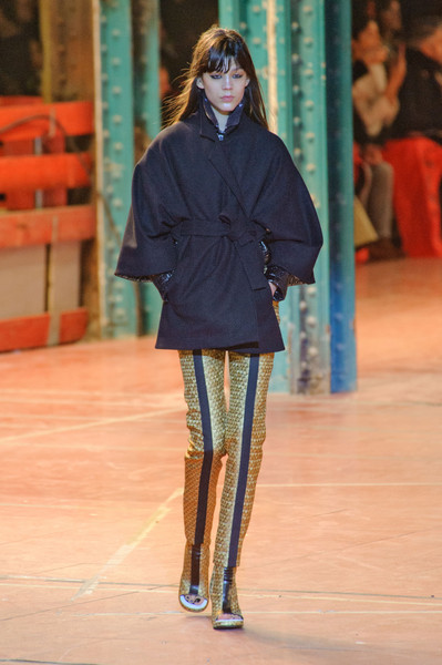 Kenzo at Paris Fall 2013