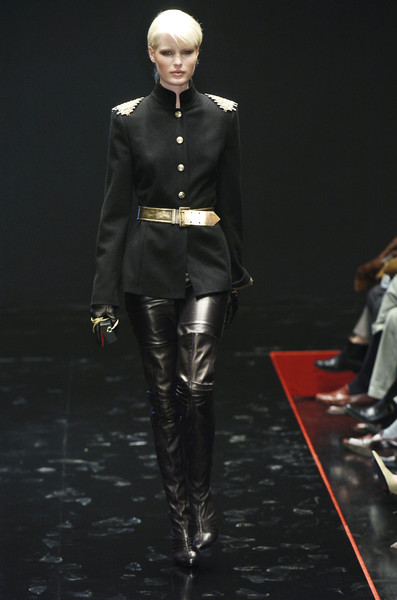 Krizia at Milan Fall 2004