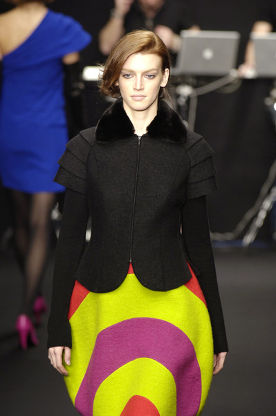 Krizia at Milan Fall 2006