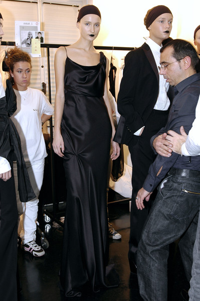 Krizia Fall 2007 - Backstage