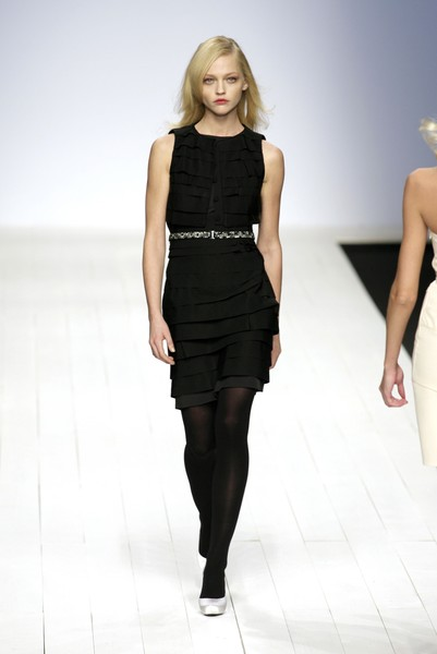 La Perla at Milan Fall 2007