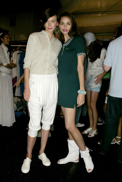 Lacoste Spring 2007 - Backstage