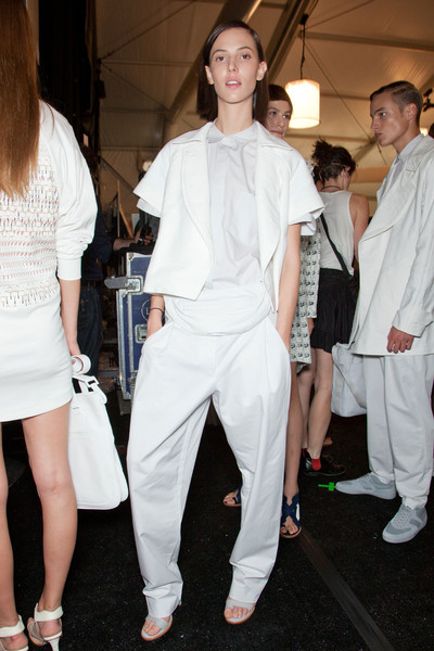Lacoste Spring 2013 - Backstage