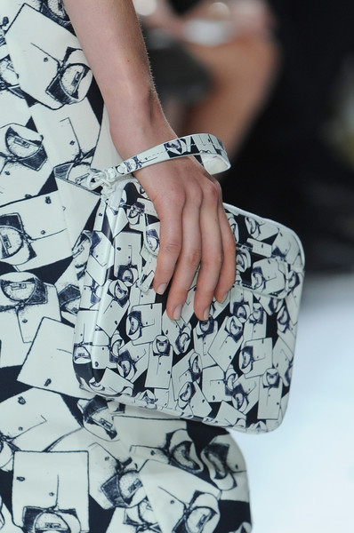 Best Spring 2013 Runway Nails - Lacoste