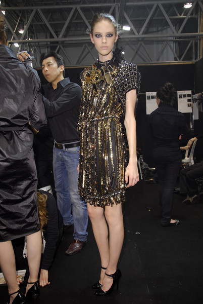 Lanvin Fall 2008 - Backstage