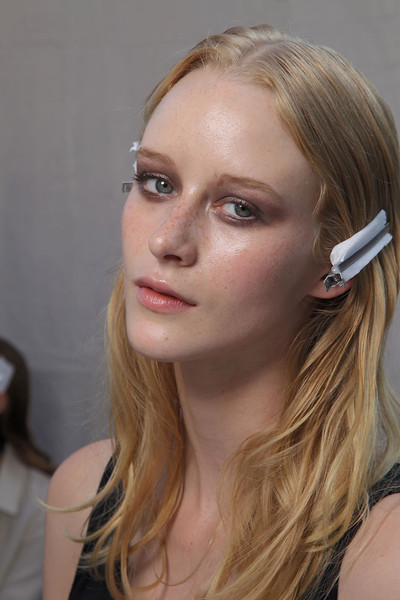 Lanvin at Paris Spring 2012 (Backstage)
