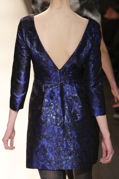Lela Rose Fall 2010 - Details