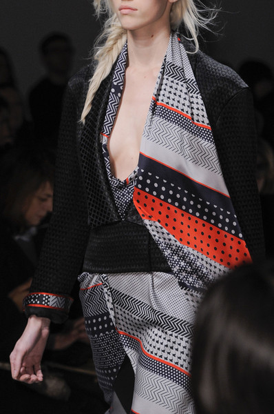 Leonard Paris at Paris Fall 2014 (Details)