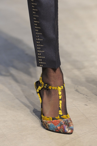 Libertine at New York Fall 2013 (Details)