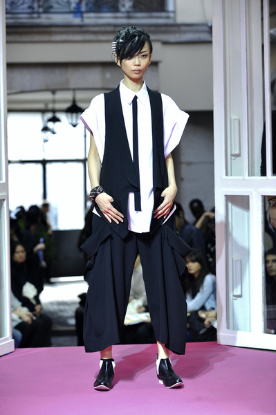 Limi Feu at Paris Spring 2010