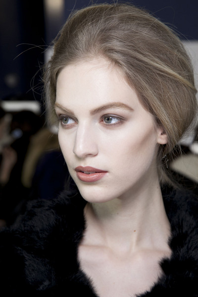 Loewe at Paris Fall 2013 (Backstage)