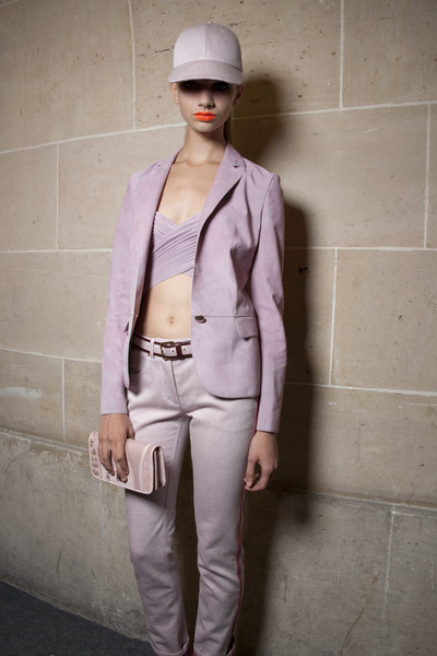 Loewe at Paris Spring 2010 (Backstage)