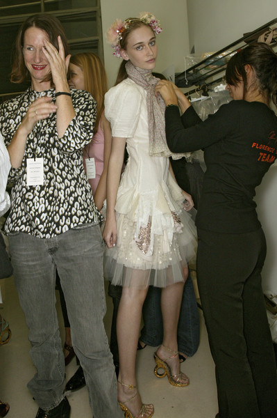 Louis Vuitton Spring 2007 - Backstage