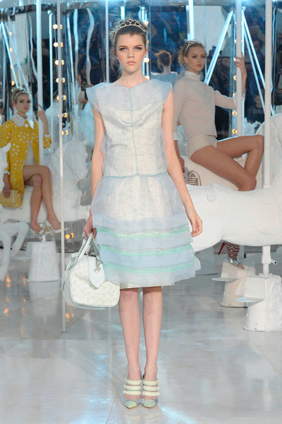 Louis Vuitton Spring 2012