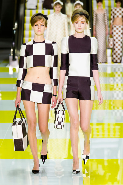 Paris Fashion Week Spring 2013, Louis Vuitton