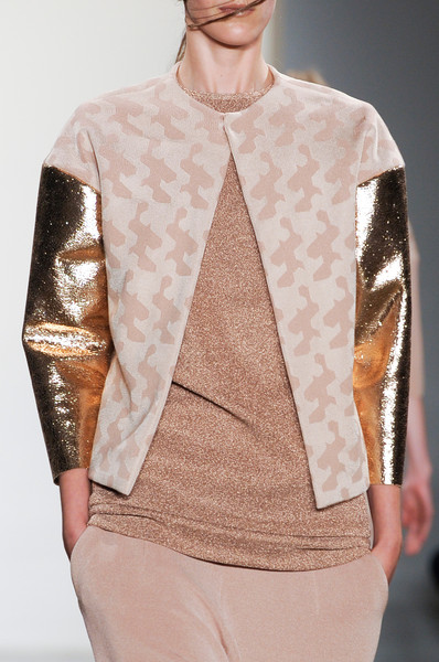 Louise Goldin at New York Spring 2013 (Details)