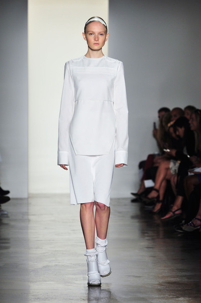 Louise Goldin at New York Spring 2014