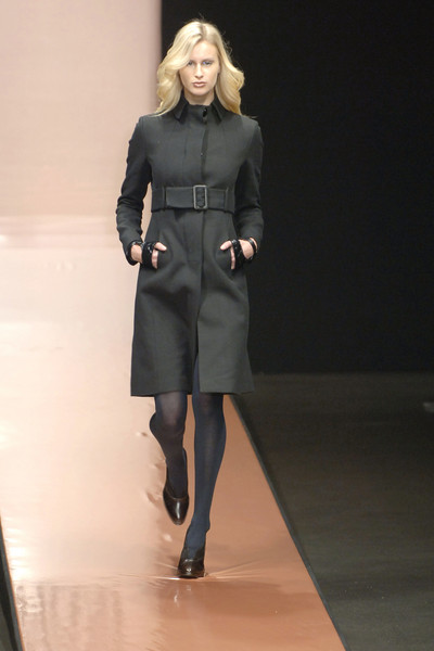 Luciano Soprani at Milan Fall 2006
