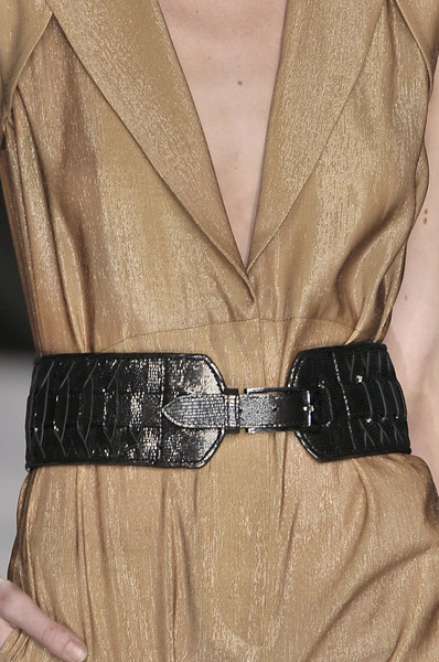 Luciano Soprani Spring 2010 - Details