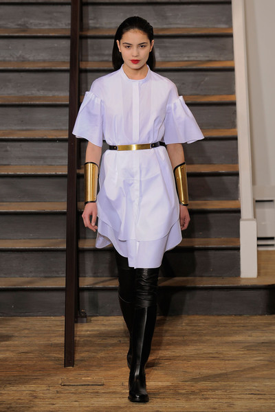 Maison Rabih Kayrouz at Paris Fall 2012