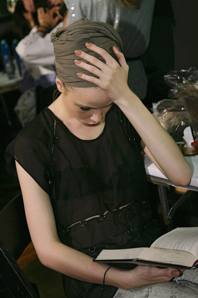 Malandrino at New York Spring 2010 (Backstage)