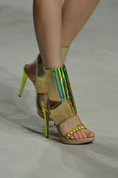Manish Arora at Paris Spring 2012 (Details)