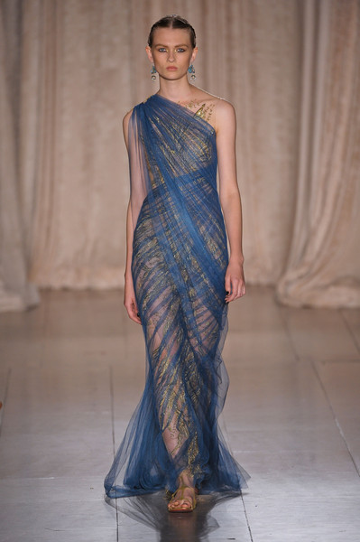 Best Spring 2013 Runway Gowns - Marchesa