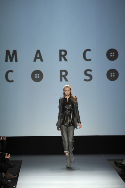 Marco Corso at Milan Fall 2010
