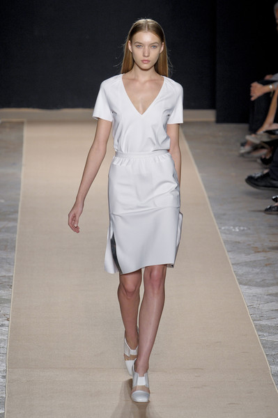 Marco de Vincenzo at Milan Spring 2013