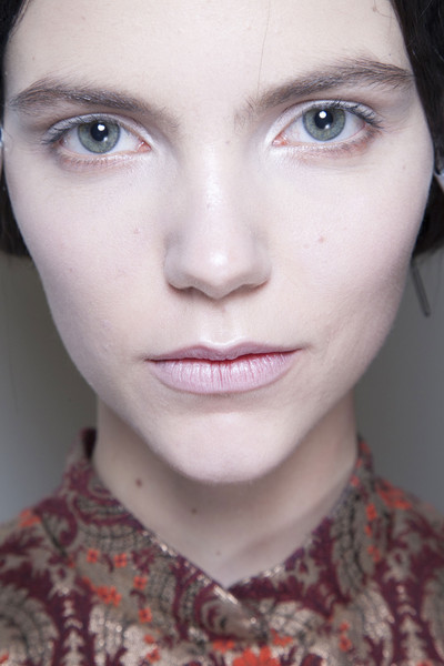 Marios Schwab at London Fall 2013 (Backstage)