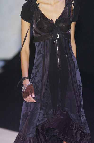 Marithé + François Girbaud at Paris Fall 2005 (Details)