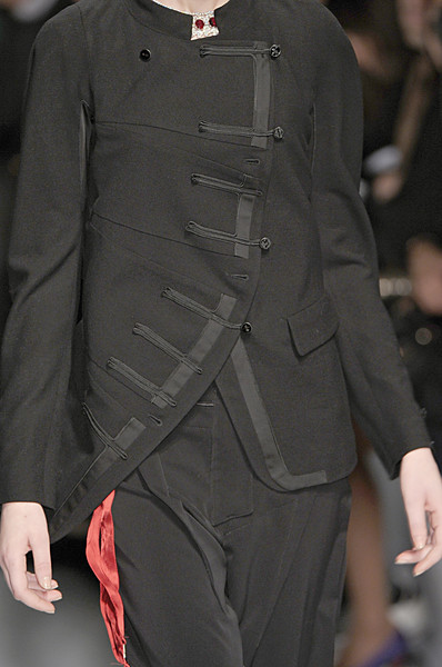 Marithé + François Girbaud at Paris Fall 2009 (Details)