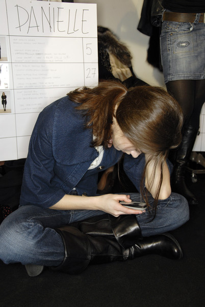 Marni Fall 2007 - Backstage