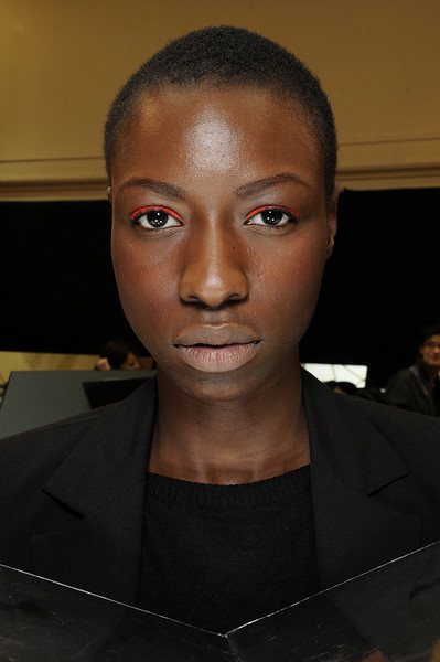 Martin Grant Fall 2011 - Backstage