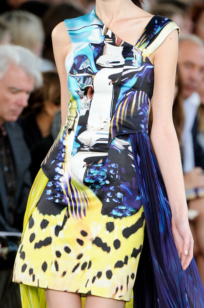 Mary Katrantzou at London Spring 2012 (Details)