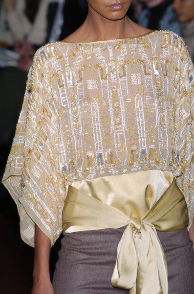 Matthew Williamson Fall 2005 - Details