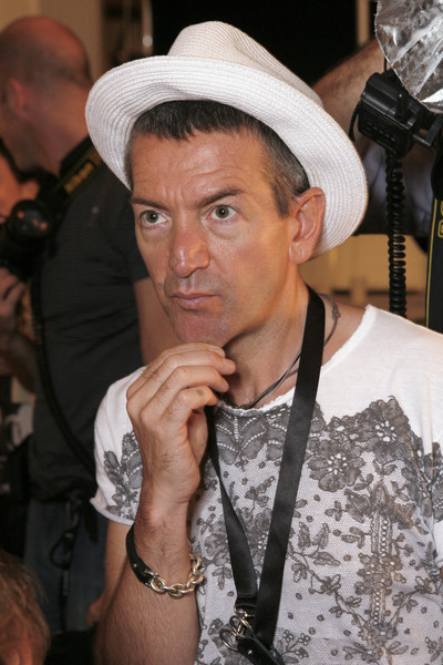 Matthew Williamson at New York Spring 2009 (Backstage)