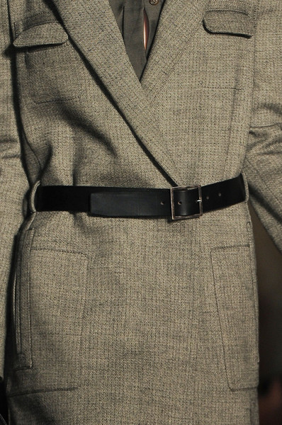 Max Azria at New York Fall 2011 (Details)