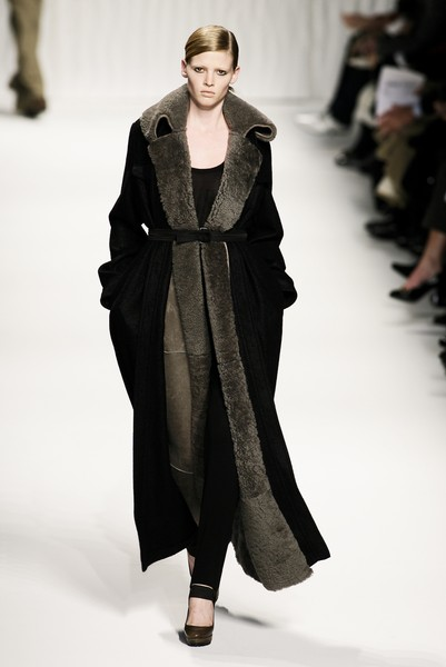 MaxMara at Milan Fall 2007