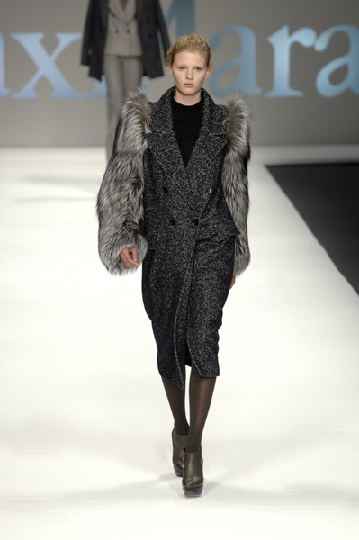 MaxMara at Milan Fall 2008