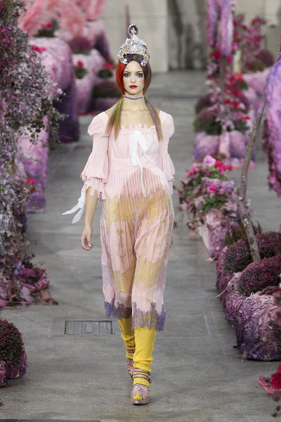 Meadham Kirchhoff at London Spring 2011