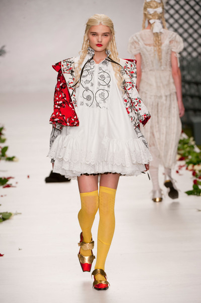Meadham Kirchhoff Spring 2014 photo 12