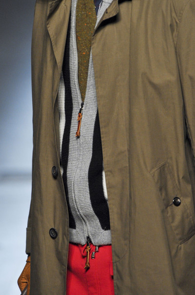 Michael Bastian at New York Fall 2013 (Details)