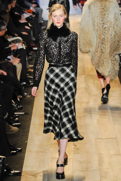 Michael Kors at New York Fall 2012