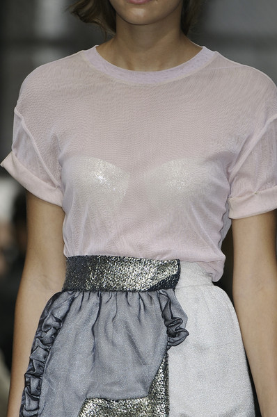 Michael van der Ham at London Spring 2010 (Details)